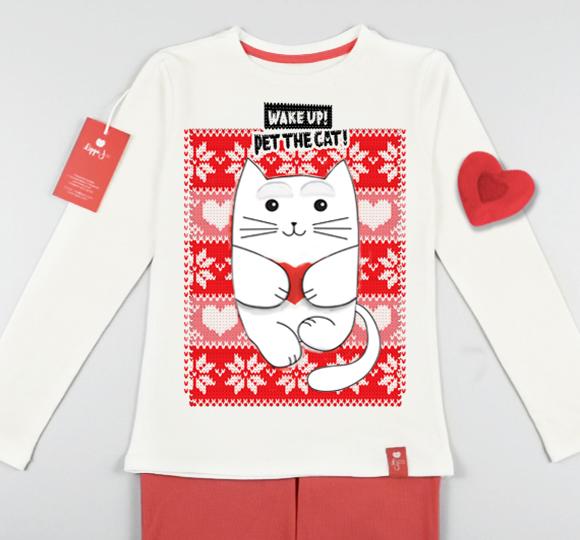 NY Kitty White